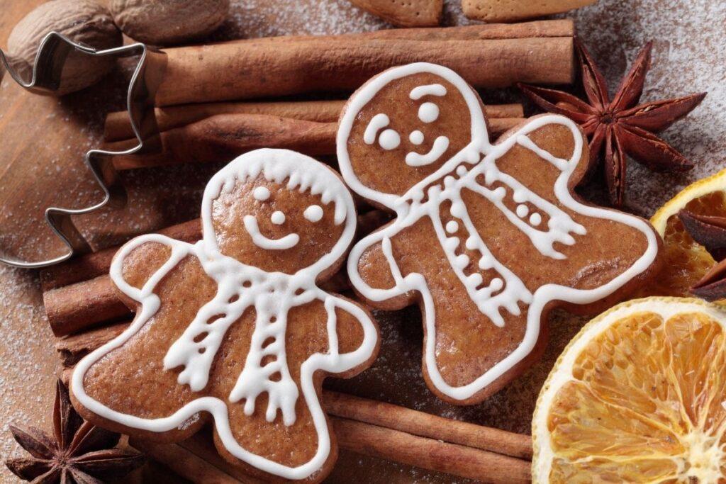 Gingerbread Kurabiyesi Tarifi